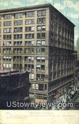 The Fair - Chicago, Illinois IL Postcard