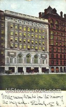 Thomas Orchestra Bldg - Chicago, Illinois IL Postcard