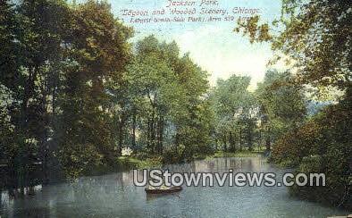 Jackson Park - Chicago, Illinois IL Postcard