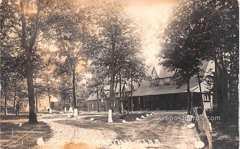 Real Photo by PL Huckins - Chicago, Illinois IL Postcard