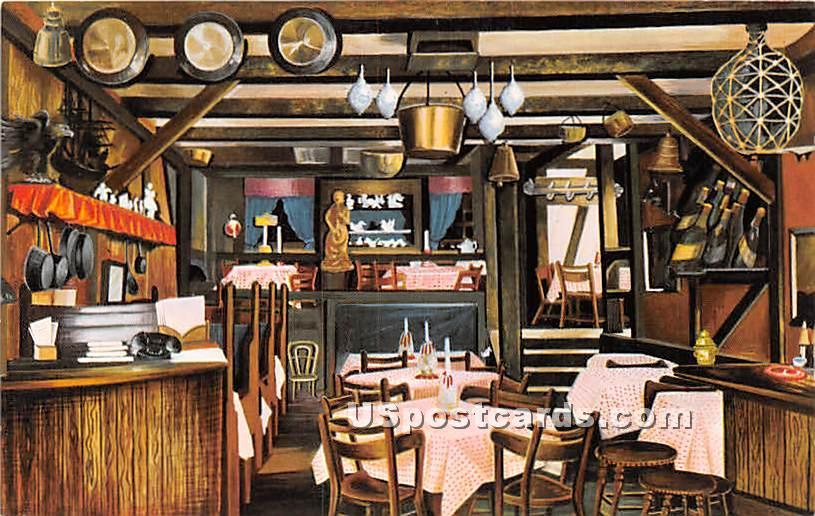 Cape Cod Room, The Drake - Chicago, Illinois IL Postcard