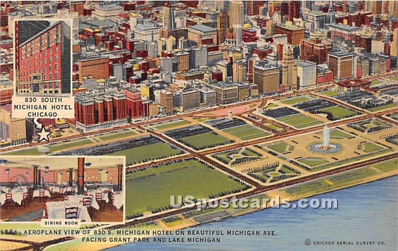 Chicago, Illinois IL Postcard
