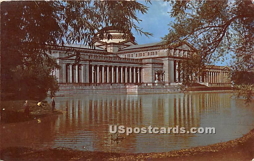 Museum of Science - Chicago, Illinois IL Postcard