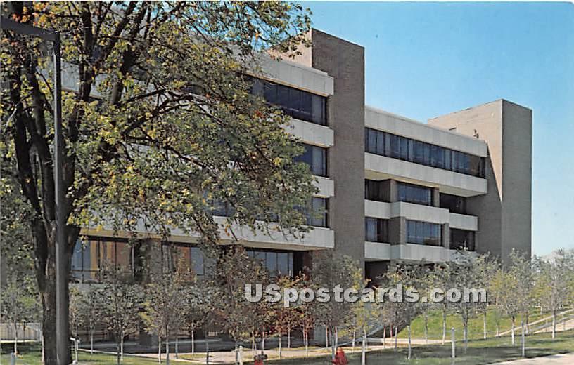 Northwestern University - DeKalb, Illinois IL Postcard
