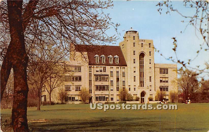 Northern Illinois State Teachers College - DeKalb Postcard