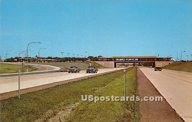 Illinois Tollway - Misc Postcard