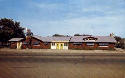 Bit of Sweden  - Aurora, Illinois IL Postcard