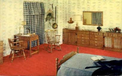 Worleys Early American Shop - Aurora, Illinois IL Postcard