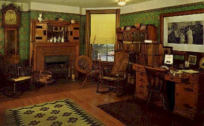 The Francis Willard House - Evanston, Illinois IL Postcard