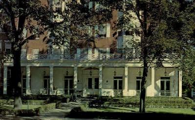 The Homestead Hotel - Evanston, Illinois IL Postcard