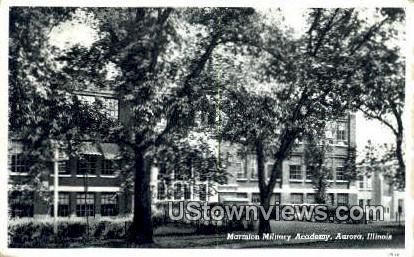 Marmion Military Academy - Aurora, Illinois IL Postcard