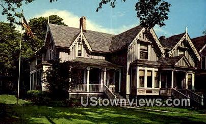 Rest Cottage - Evanston, Illinois IL Postcard