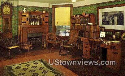 Francis Willard House - Evanston, Illinois IL Postcard