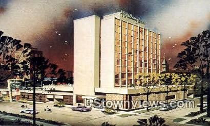 Holiday Inn - Evanston, Illinois IL Postcard