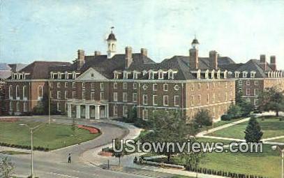 Illini Union Bldg - Champaign, Illinois IL Postcard