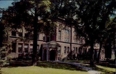 Indiana Technical College - Fort Wayne Postcard