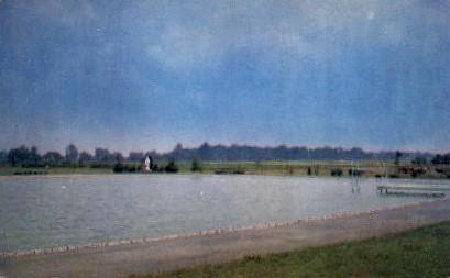 Crosier House of Studies - Fort Wayne, Indiana IN Postcard