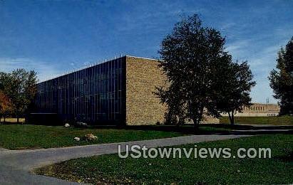 Concordia Lutheran High School - Fort Wayne, Indiana IN Postcard