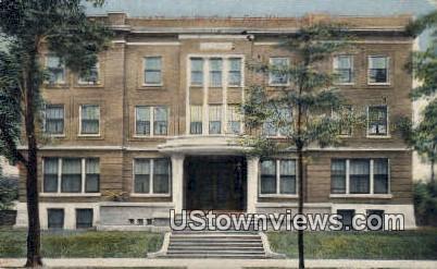 YWCA, Fort Wayne - Indiana IN Postcard