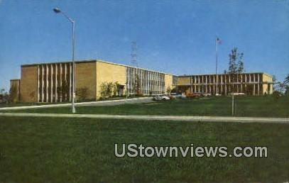 Purdue Regional Campus - Fort Wayne, Indiana IN Postcard