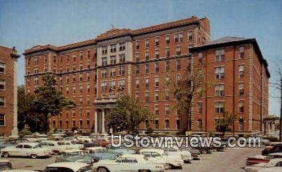 St. Joseph's Hospital - Fort Wayne, Indiana IN Postcard