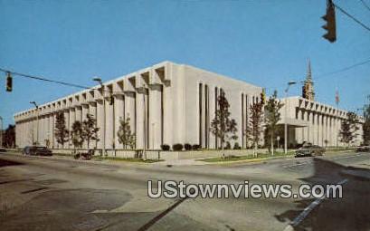 Public Library, Ft. Wayne - Fort Wayne, Indiana IN Postcard