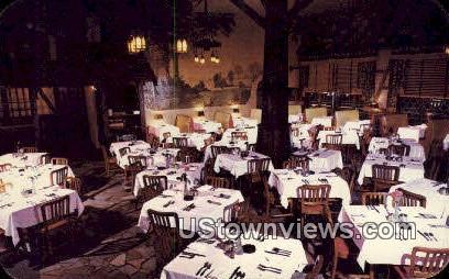 English Terrace Restaurant - Fort Wayne, Indiana IN Postcard