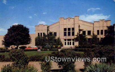 Swimming Pool, Howe Military School - Indiana IN Postcard