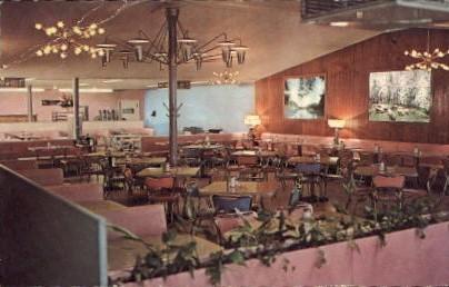 The Gourmet, Loganport's - Logansport, Indiana IN Postcard