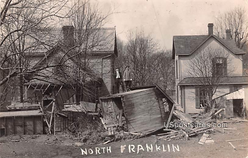 North Franklin - Logansport, Indiana IN Postcard