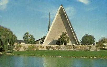 Kramer Chapel - Fort Wayne, Indiana IN Postcard