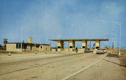 Northern Indiana Toll Road - Misc Postcard