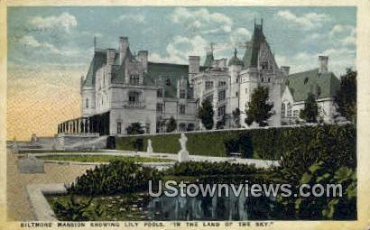Biltmore Mansion - Misc, Indiana IN Postcard