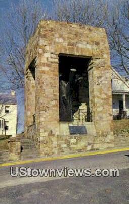 Corydon Capitol State Memorial - Indiana IN Postcard