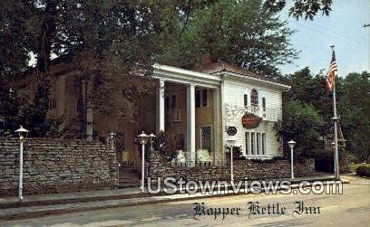 Kopper Kettle Inn - Morristown, Indiana IN Postcard