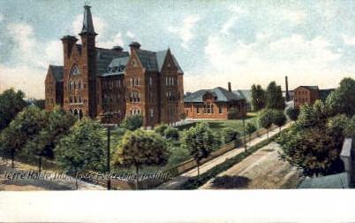 Rose Polytachnic Institute - Terre Haute, Indiana IN Postcard