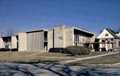Baker University   - Baldwin City, Kansas KS Postcard