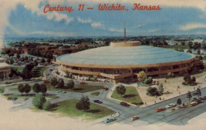 Century 11 - Wichita, Kansas KS Postcard