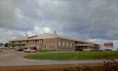 Ramada Inn  - Emporia, Kansas KS Postcard
