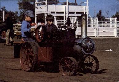 Pioneer Harvest Fiesta - Fort Scott, Kansas KS Postcard