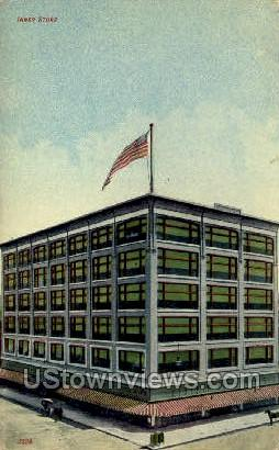 Innes Store - Wichita, Kansas KS Postcard