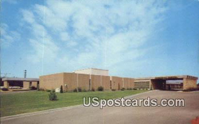 Osteopathic Hospital of Wichita - Kansas KS Postcard