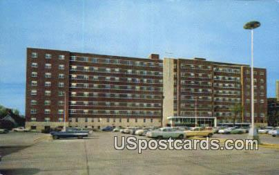 St Francis Hospital - Wichita, Kansas KS Postcard