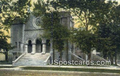 St John's Episcopal Church - Wichita, Kansas KS Postcard