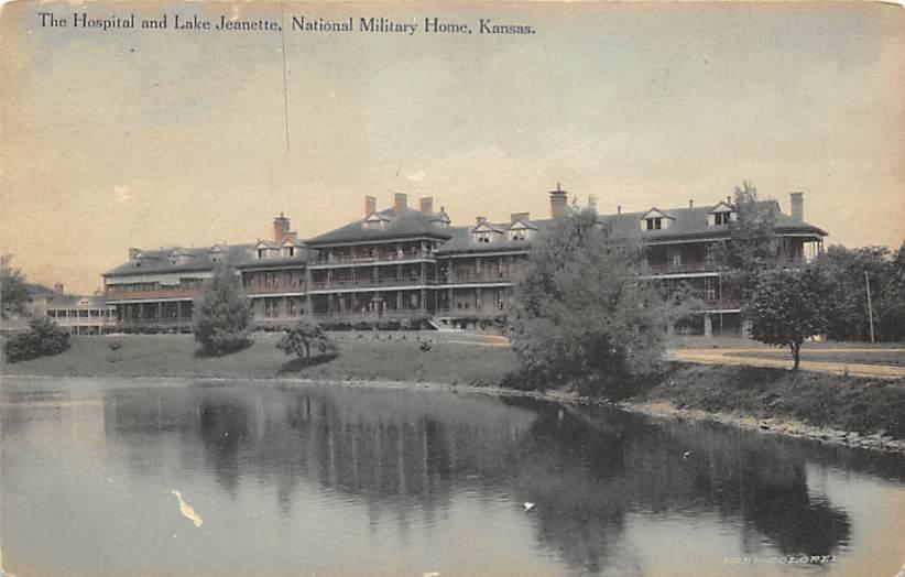 Lake Jennette KS
