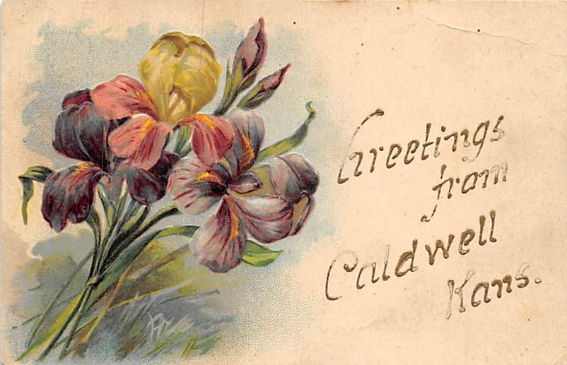 Caldwell KS