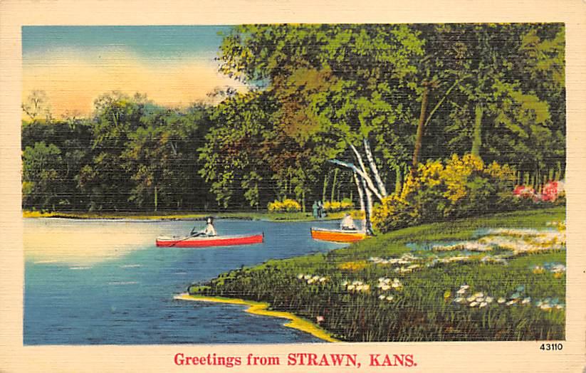 Strawn KS