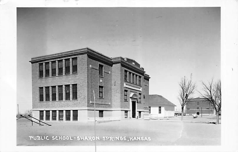 Sharon Springs KS