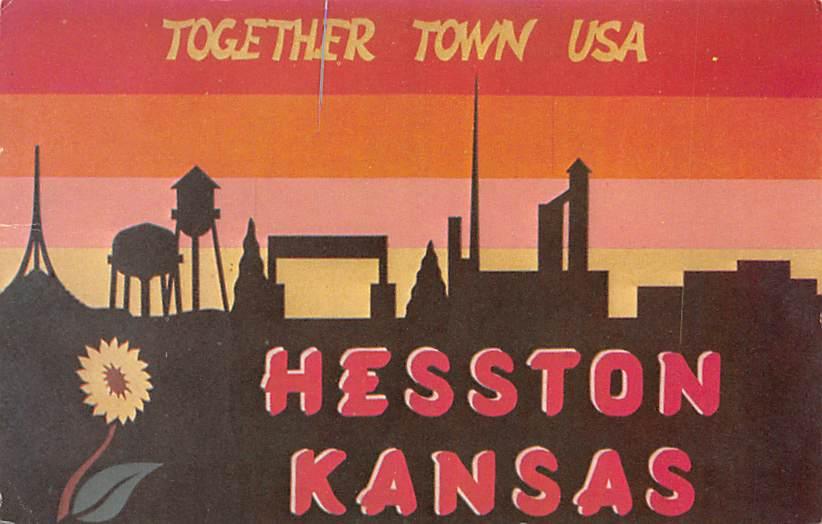 Hesston KS