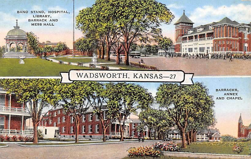 Wadsworth KS